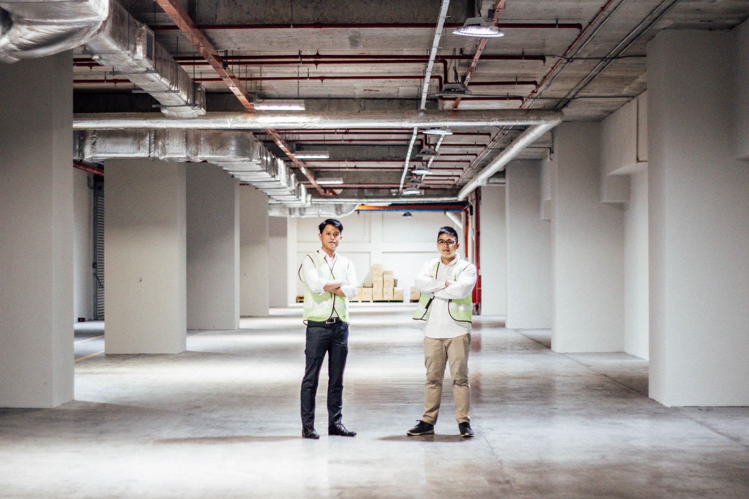 warehouse space singapore