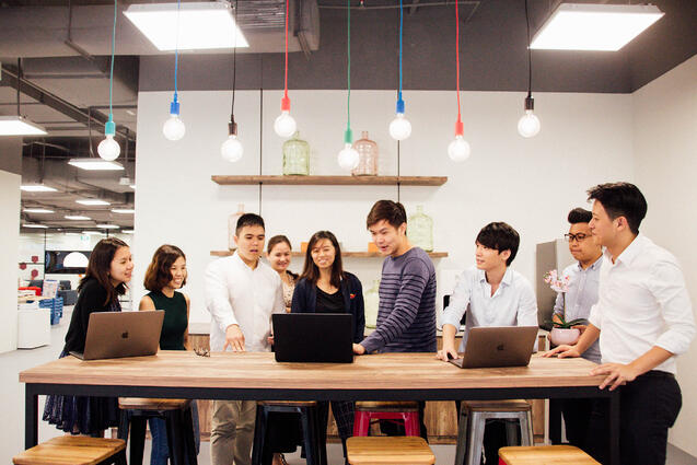 Startup CEO Tips for Small Office - Spacelab