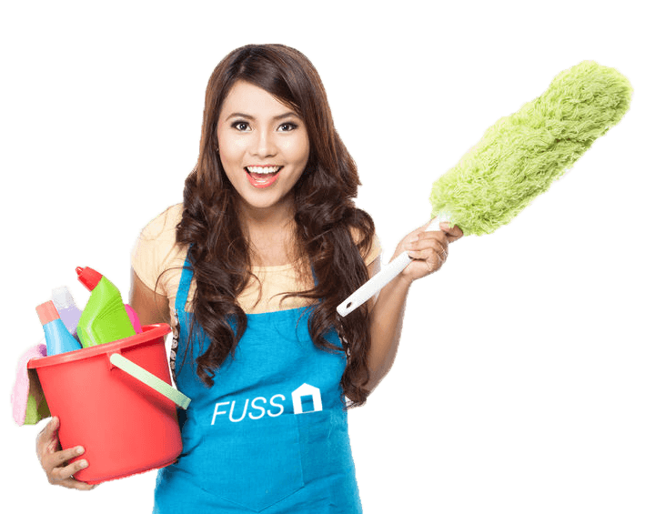 Cleaning Startup - Fuss