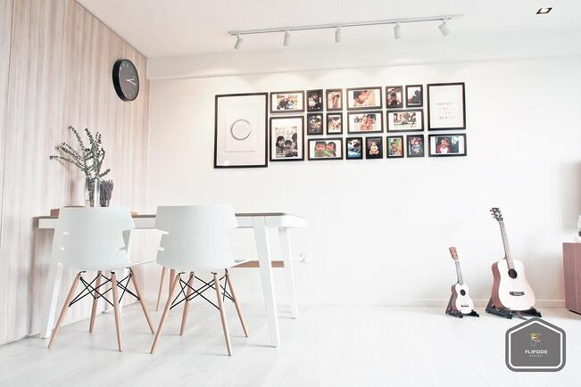 Design Tips for Small Homes from Popular Interior Designers- Less Furnishing