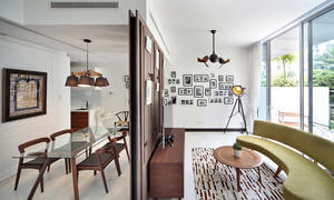 Design Tips for Small Homes from Popular Interior Designers- Show some Legs 2