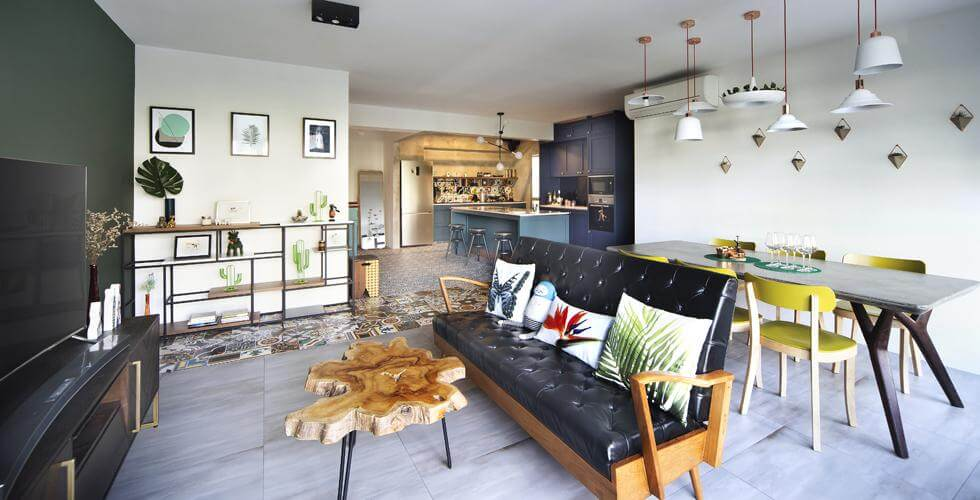 Design Tips for Small Homes from Popular Interior Designers- Show some Legs 3