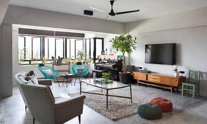 Design Tips for Small Homes from Popular Interior Designers- Show some Legs