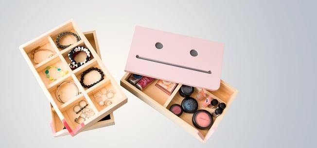 Organizing Tips - Macaron Box