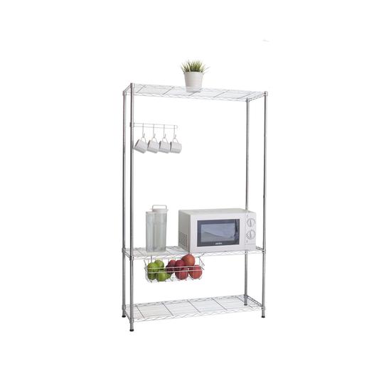 Organizing Tips - Multi-Usage Shelf
