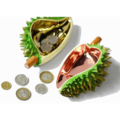 Singapore CNY Decoration - Durian Coin Dish