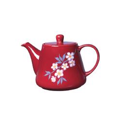 Singapore CNY Decoration - Red Pot