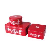 Singapore CNY Decoration - Red Tins