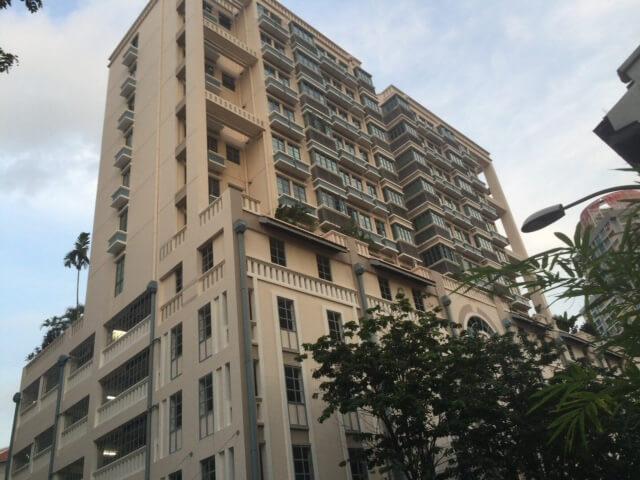 Studio Apartment Singapore - Craig Place