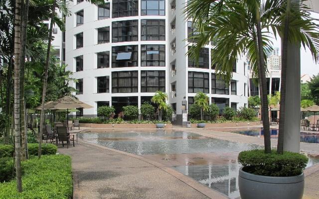 Studio Apartment Singapore - River Place