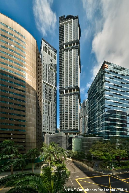 Studio Apartment Singapore - Skysuites