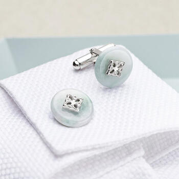 Valentine's Gift for Husband - Cufflinks
