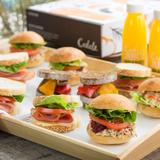 Canape catering Service Singapore - Cedele Mixed Platter