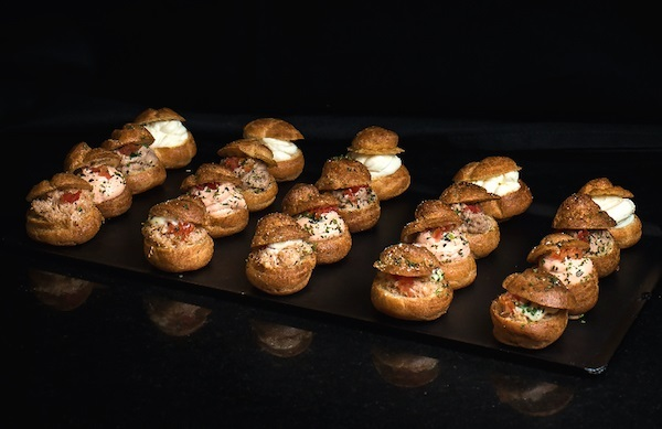 Canape catering Service Singapore - Paul