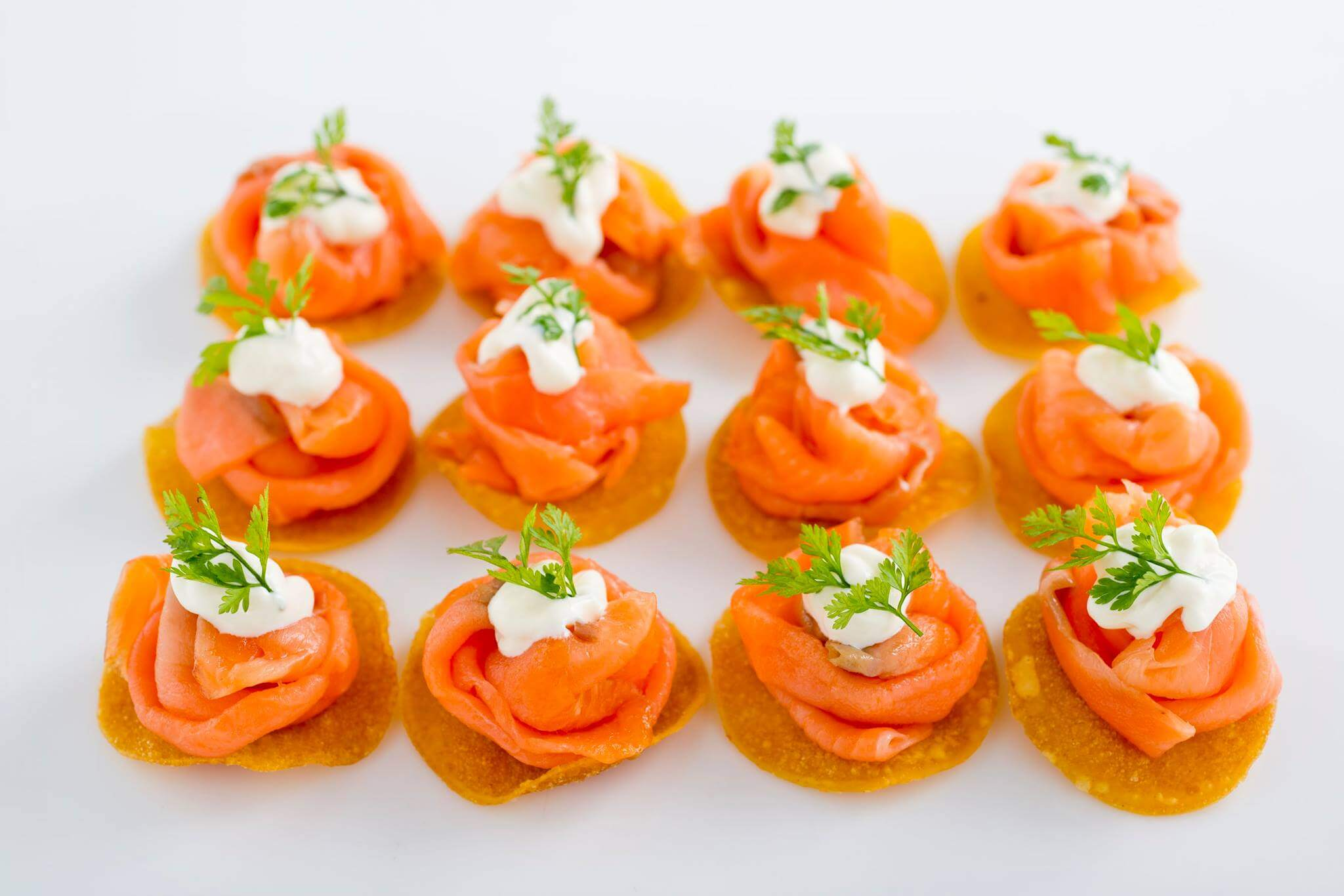 Canape catering Service Singapore - The Rotisserie