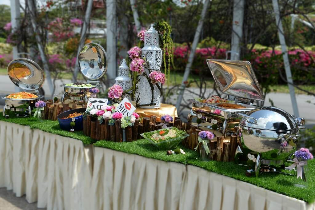 Catering Service Singapore - 4 Seasons