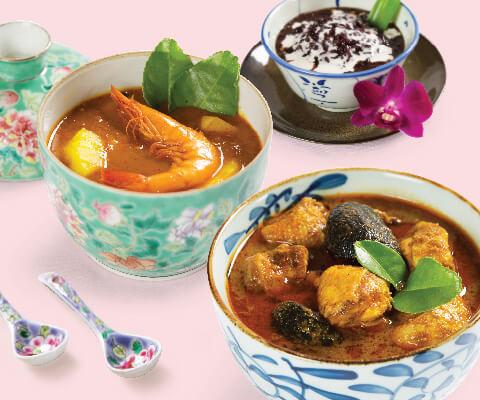 Catering Service Singapore - Neo Garden Peranakan Buffet
