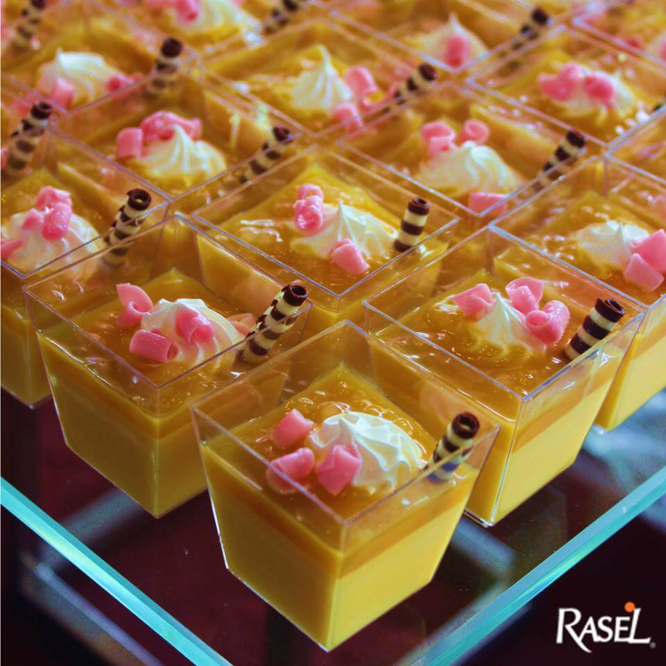 Catering Service Singapore - Rasel Catering Pudding