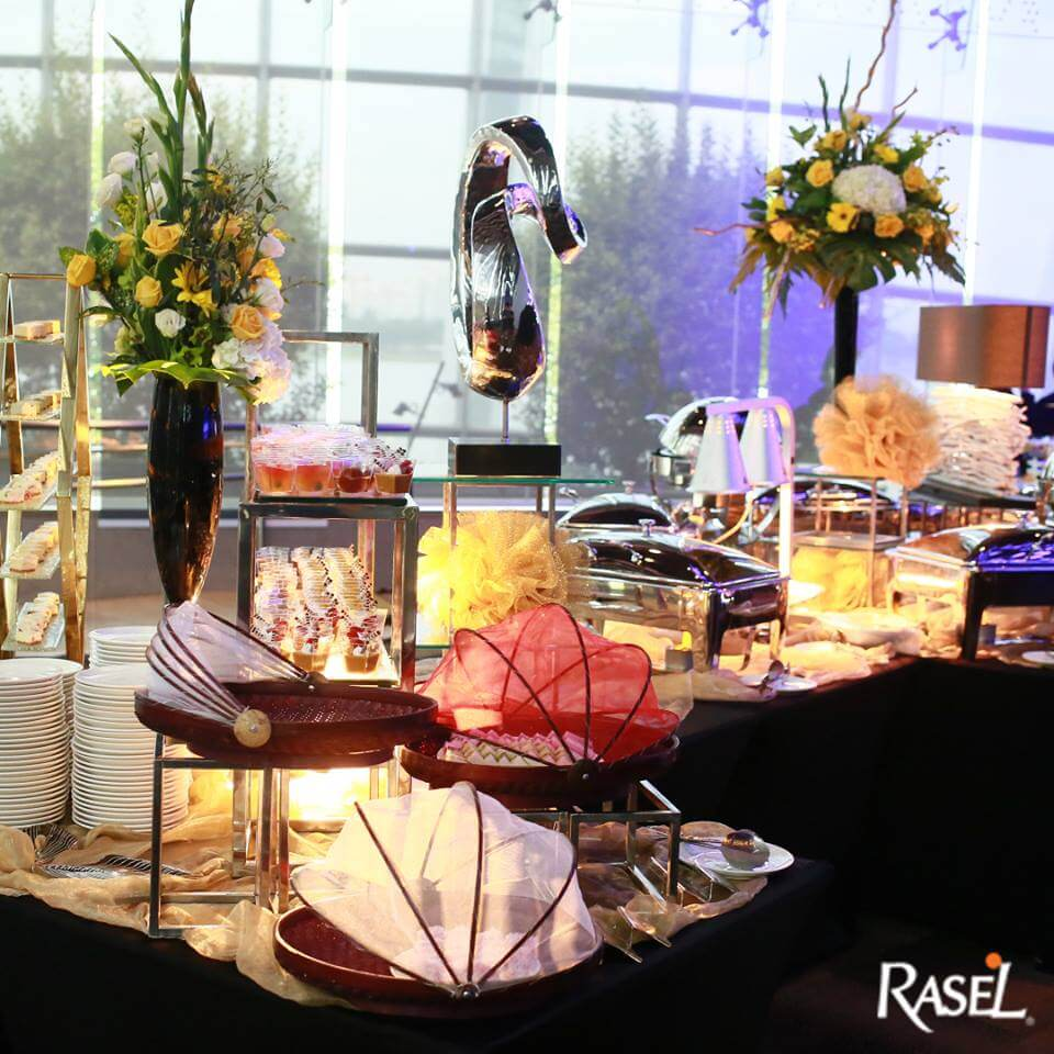 Catering Service Singapore - Rasel Catering Setup