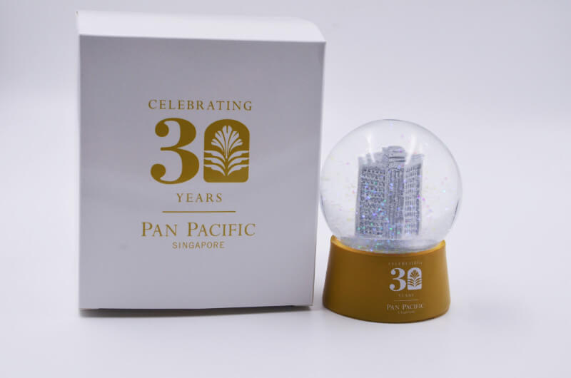 Corporate Gift Company - Gift Empire Crystal Globe