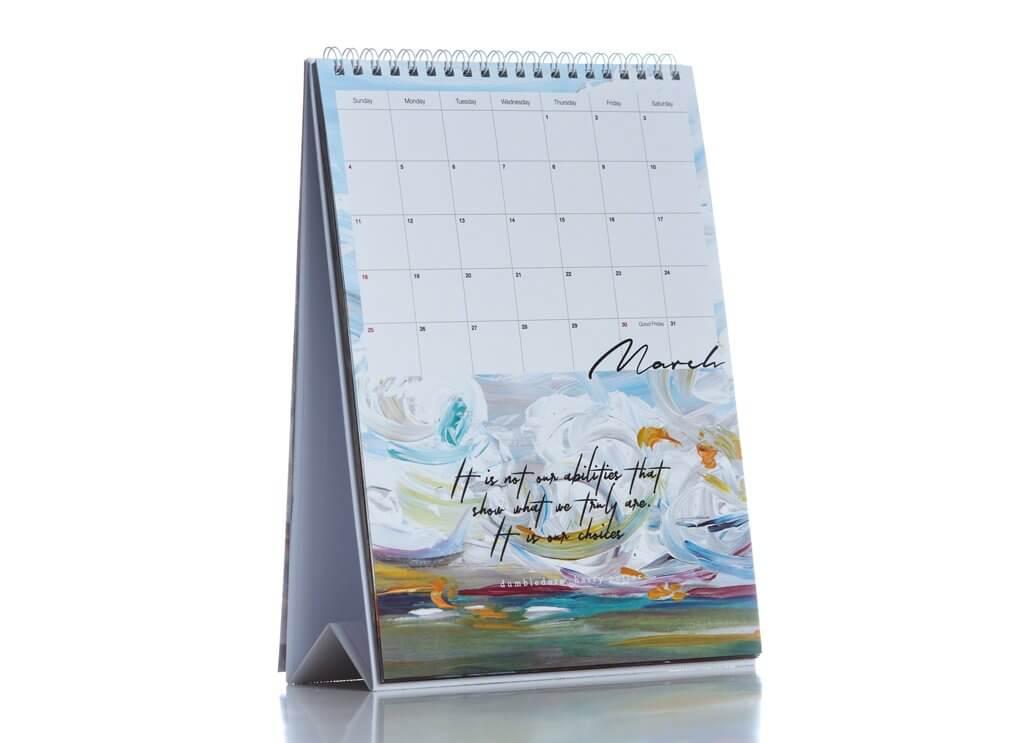 Corporate gift company - Custom Calendar