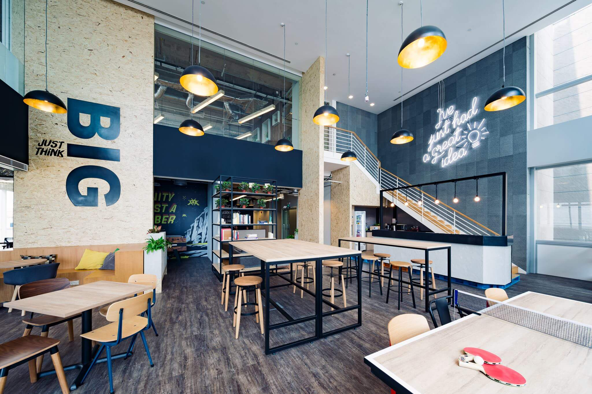 Coworking places Singapore - Just Co Robinson