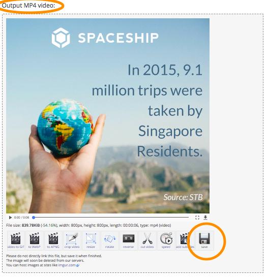 Spaceship Storage travel stats