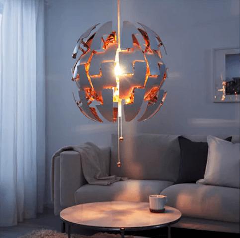 GSS - Ikea lamp 2