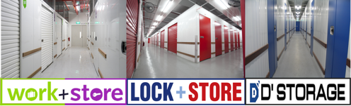 Providers of self storage facilities and their prices