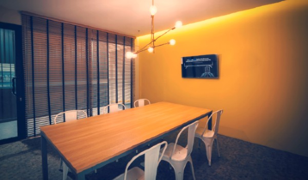 Singapore Coworking Space Meeting Room Review