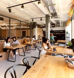Shared Office Space Singapore