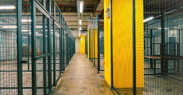 Spacelabs Storage Space In The Cowarehousing Facility in Singapore