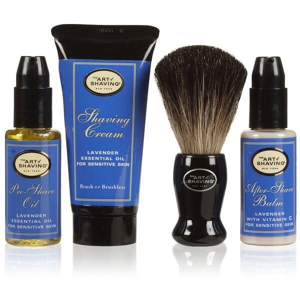 Valentine's Gift for Husband - Shaving Set