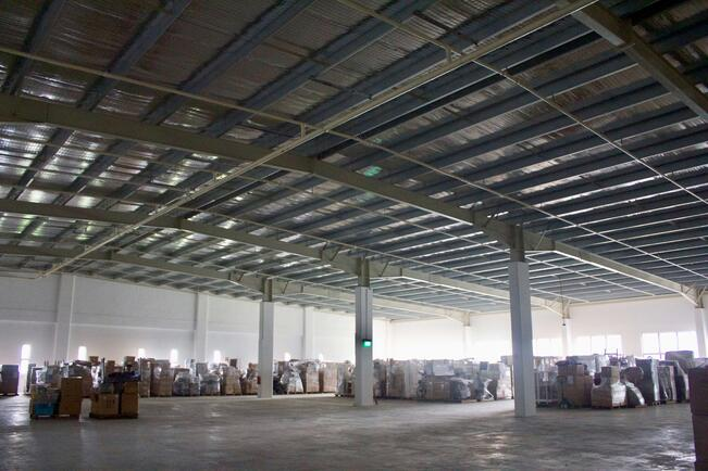 Warehouse Storage Rental