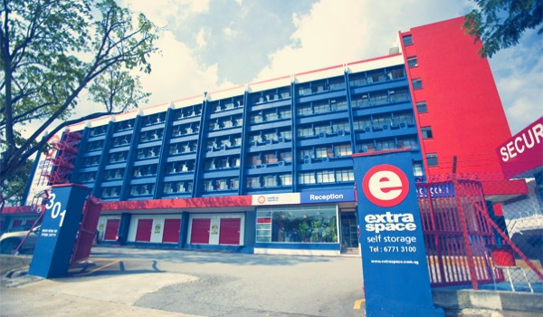 self storage providers in singapore