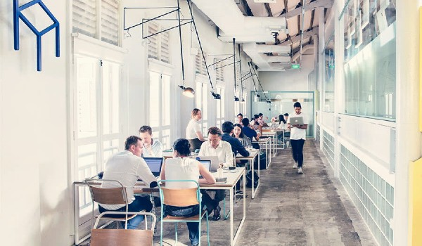 the working capitol coworking space for rent prices and review