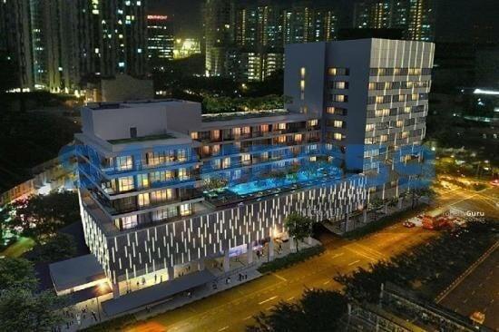 Studio Apartment Singapore - Dorsett Residences
