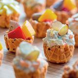 Canape catering Service Singapore - Cedele Tatlet Set
