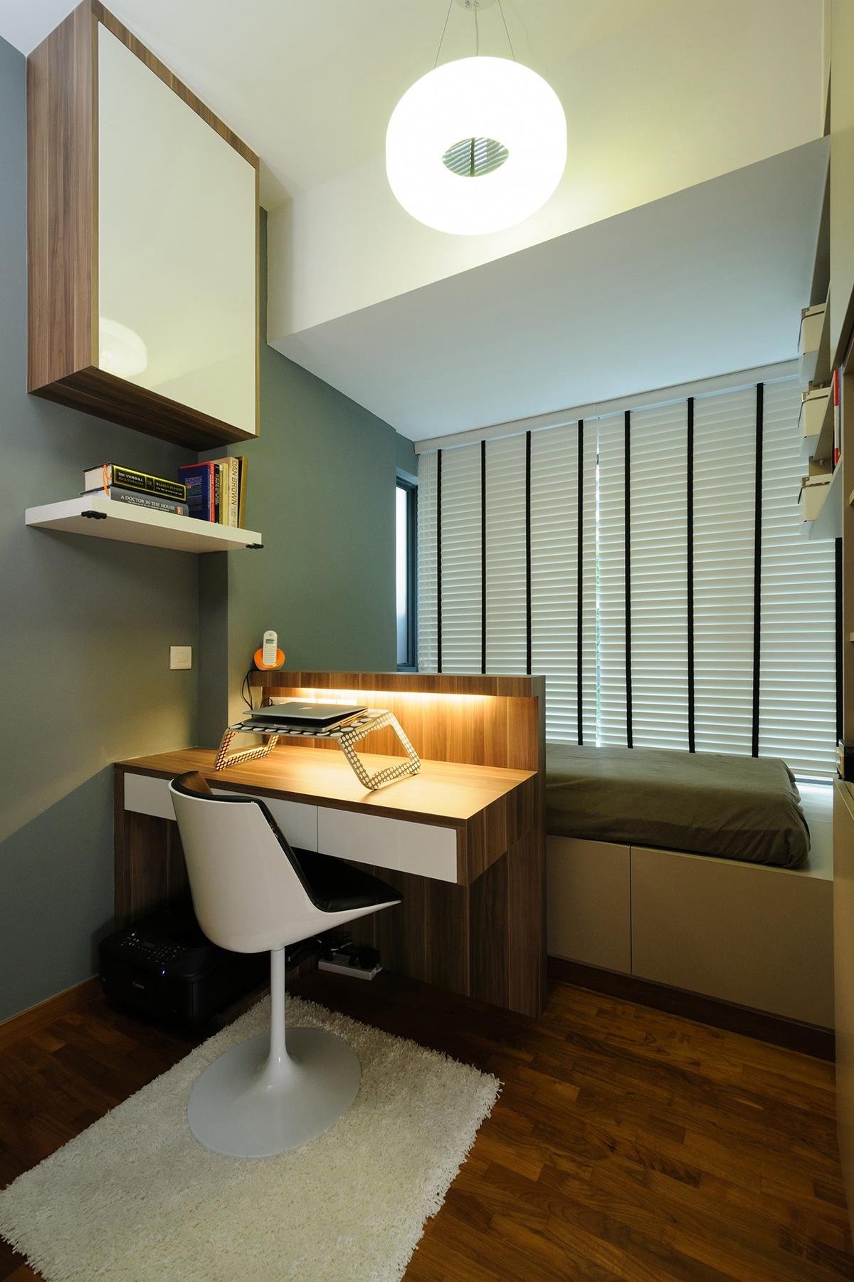 icon interior design NV Residence STUDY